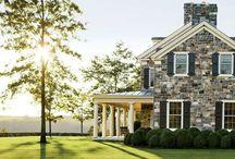 New House Ideas / New House Ideas  / by Angela Racioppi