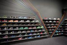 Shoes visual merchandise / visual merchandise shoes