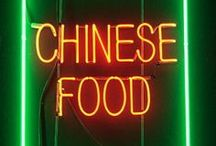 CHINESE /      Chinese,Awe so good  / by Robin DelaMorton