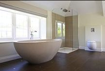 Our work - Bathrooms / Bathrooms from our residential portfolio.