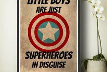 My Heroes : )