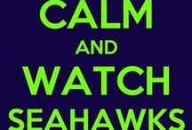 Seahawks Love! / Seahawks!!! / by Destiny Morey