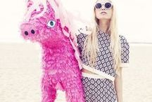 Miss TL - SS14 Inspiration / See what is inspiring Miss TL this season / by Thomas Lyte