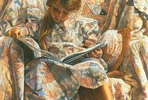 Artist - Steve Hanks / by Cindy Briedis