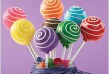 Cake Pops! / All things cake pops. / by Angela Racioppi