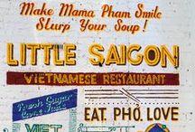 Little Saigon Restaurant / Little Saigon Restaurant, Leytonstone London designed by Avocado Sweets