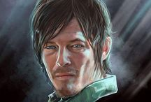 The Walking Dead Art / Love The Walking Dead