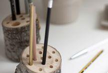 DIY Ideen mit Holz | KAMPA / Alleskönner Holz - kreative Einrichtungs- und Dekorationsideen mit Holz