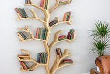 Bücherregal Ideen | KAMPA / Tolle Bücherregal Ideen für Leseratten