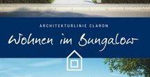 Bungalow Fertighäuser | KAMPA / Bungalow Fertighäuser von KAMPA: Wohnen auf einer Ebene! Mit energieeffizienter Bauweise und exzellentem Wohnkomfort.