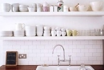 kitchens / by Kelly Tausk