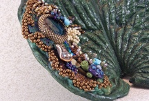 My Polymer Clay and Bead Art / by Debbie Martin