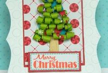 Joy's Life DT Christmas / Here are some Christmas projects ideas created by Joy's Life Design Team members past and present using stamps from http://joyslife.com/products/products.html. #joyslife #crafts #stamping