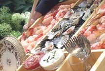 Seafood Dishes / Seafood can be served in so many different ways all year round. It can be grilled during the summer and mixed in with warm winter stews. Get inspiration for new ways to incorporate various types of seafood into this weeks' lunch or dinner!