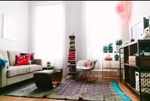 interior styling / by Kristina Rose