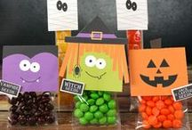 Holidays: Halloween / Projects and Recipes for Halloween! #Halloween #Oct31 #recipes #diy