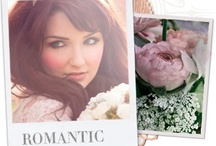 """Vintage Romantic Bride / The Vintage Romantic Bride incorporates a lot of beautiful family heirlooms that have been in the family for decades. The """"something old"""" is taken care of throughout the entire wedding."""