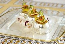 Indian Food Celebration / Modern Indian Celebrations by Entertaining Company uses signature Indian flavors and traditions as a palate from which inspiration is drawn, and marries it with present-day sensibilities creating a perfectly-balanced celebration.