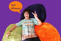 Tie Dye is Groovy! / Showcasing our GRooviest creations. All original t-shirts. All hand dyed tees. Lots of stains on fingers. Wear the Groovy Reflections brand and show your passion for Peace, Love, and Grooviness!