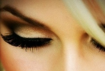 Beauty in things exists in the mind which contemplates them    / Make up, hair, clothing, dresses / by Priscilla <3