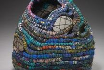 Fiber Art / Anything to do with art and fiber, yarn, felting, weaving, spinning, braiding, etc.