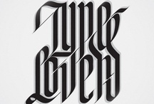 typography / by Erik Bellon