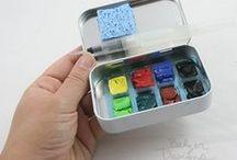 Art Supplies: DIY / Make your own art supplies