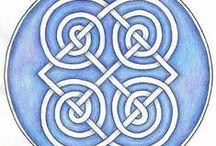Art: Knotwork - Celtic / Celtic Knotwork Art & Tutorials