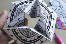 Art: Paper DIY / Paper crafting projects and art