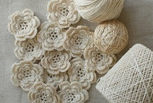 knitting and crochet / by Anne Moyle