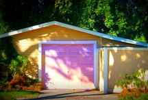 Groovy Garages / Garages that are interesting...and GRoovy. You will see some fun techniques here to enhance the imagery. For the most part will post our pics of garages that are 50 years or older.