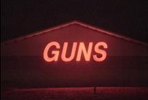 Recoil / Guns and stuff