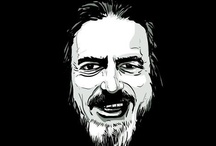 Alan Watts / by Nush Cole