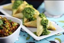 Food: Appe-teasers / Appetizer recipes