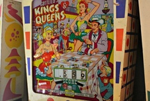 Pinball is GRoovy! / Some photos we've taken of classic pinball games. Thankfully, there are a few places around the country where there are large collections!