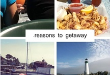 Reasons to Getaway / Let's go now. Call us to help you navigate all the choices! 