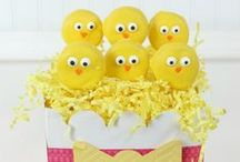 Holiday: Easter / Projects and #recipes for Easter! #Easter