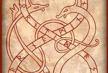 Art: Knotwork - Viking / Viking Knotwork Art and Design