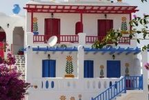 Greek Islands Hopper / View the different type of vacations to enjoy.