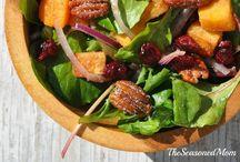Food-salad / by B.J. Gilzean