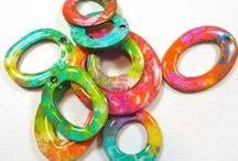 Jewelry Making: Paper and Paper Beads / Inspiration and tutorials using paper in jewelry-making as well as paper beads.