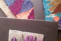 Fiber: Tapestry Weaving / Tapestry Weaving Inspirations and Techniques, including Jewelry
