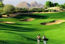 Kierland Golf Club Scottsdale, Arizona / Enjoy great views, and award winning golf all while enjoying the games new and innovative ways to play golf whether it be via a GolfBoard, Golf Segway, Golf Bike, or our Golf carts complete with their own mister systems. #Scottsdale #Golf #desertgolf #TroonGolf #Arizona