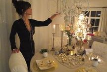 Christmas♥table / I'm delighted that you are here...