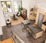 Just Sold! 867 Indiana St. New Brick & Timber Loft Listing in Esprit Park