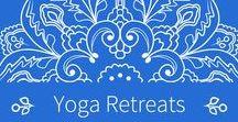 Yoga Retreats / Yoga Retreats, Yoga Destinations, Yoga Teacher Training Holidays & Yoga Vacations