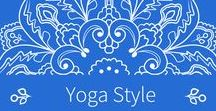 Yoga Style / Yoga Style, Yoga Fashion, Yoga Accessories, Athletic Apparel