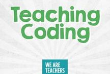 Teaching Coding and Robotics / Tips, activities, and ideas for teaching coding in the classroom.