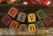 Thanksgiving / by Cathy Bybee