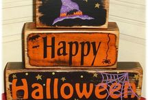 Halloween / by Cathy Bybee